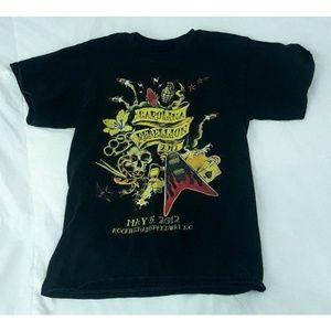 Carolina Rebellion Shirts - Carolina Rebellion Mens Evanescence Shirt Size S